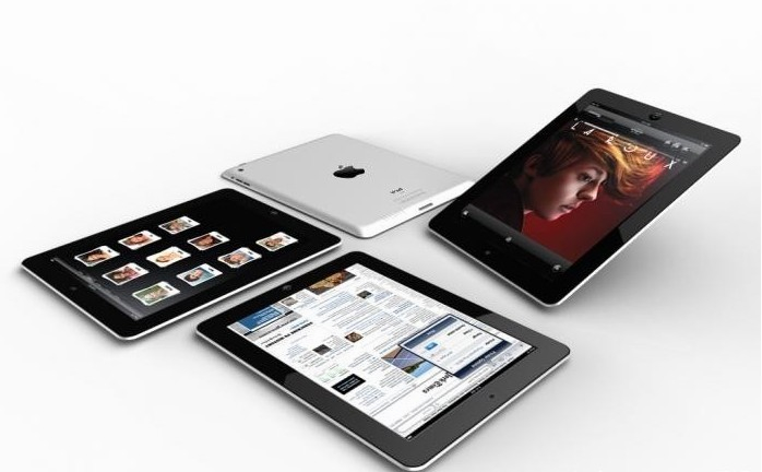 Mockup do iPad 2