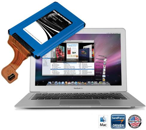 OWC Mercury Aura Pro MBA SSD