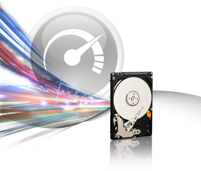 Western Digital Scorpio Black