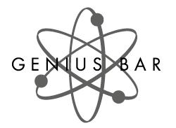 Logo do Genius Bar