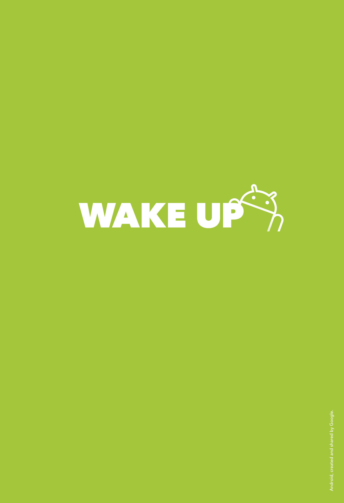 Wake Up - Android