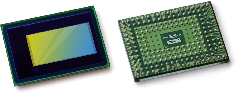 Chip da OmniVision