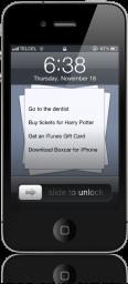 NoteNow no iPhone