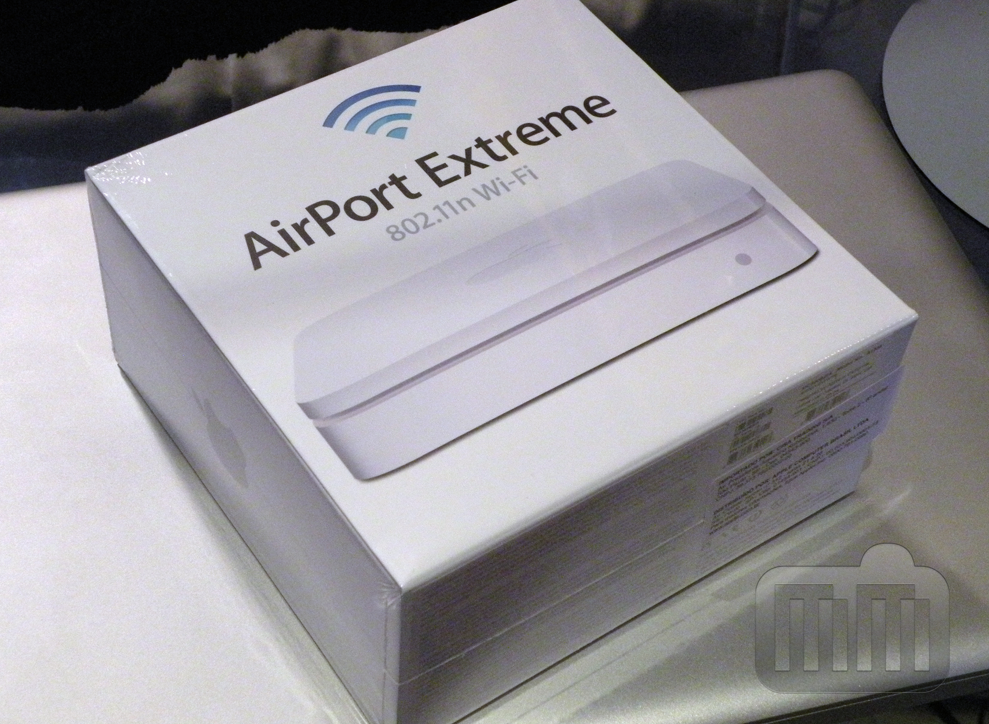 Base Wi-Fi AirPort Extreme 802.11n