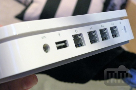 Base Wi-Fi AirPort Extreme 802.11n