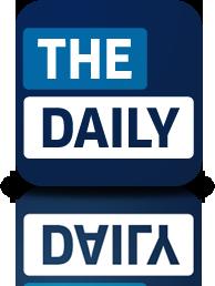 Ícone/logo do The Daily