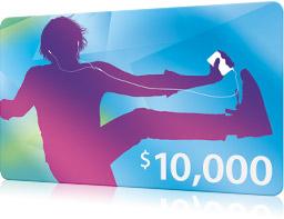 iTunes Gift Card de US$10.000