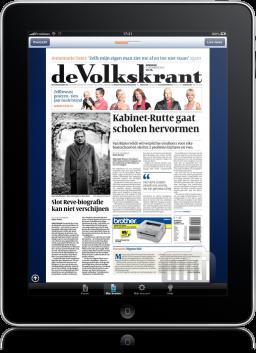 Volkskrant HD no iPad