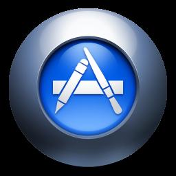 Ícone alternativo da Mac App Store - A2591