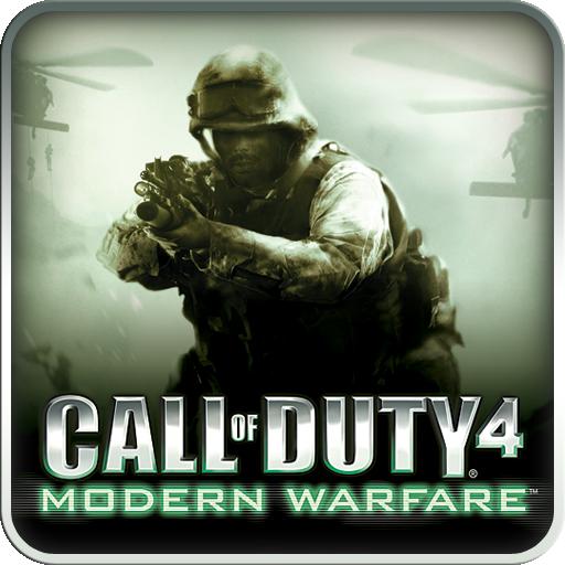 Ícone de Call of Duty 4 Modern Warfare