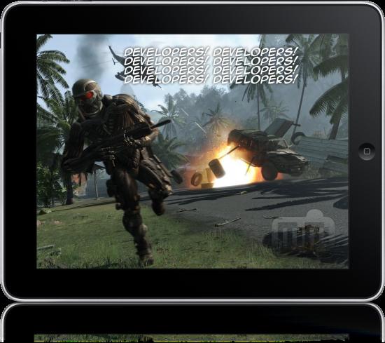 Crysis no iPad