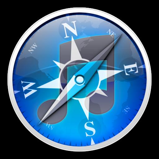 Safunes - Fusão de Safari com iTunes