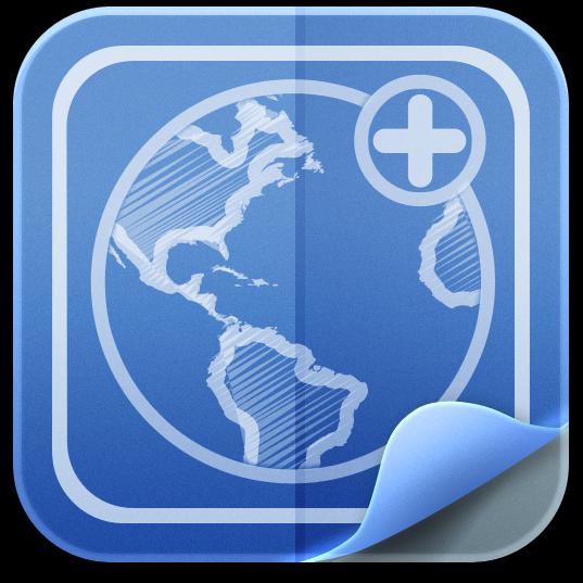 Ícone do Browser+ HD