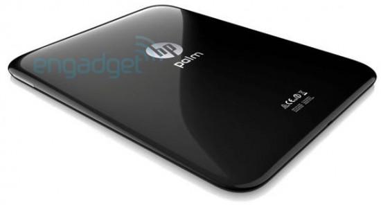 Topaz - tablet com webOS