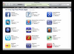 Apps gratuitos mais baixados de todos os tempos na App Store