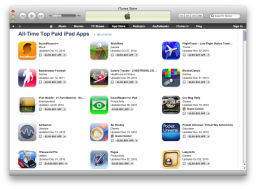 Apps pagos mais baixados de todos os tempos na App Store