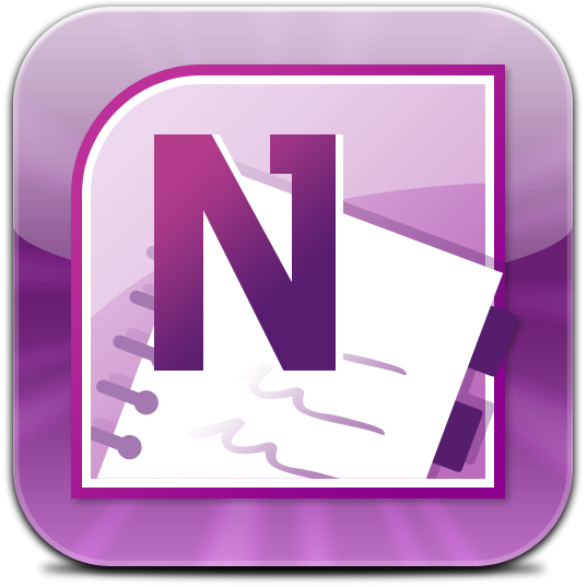 Ícone do OneNote