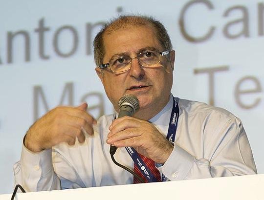 Ministro das Comunicações Paulo Bernardo