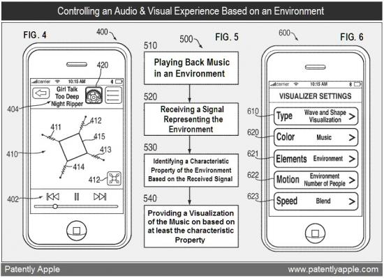 Patente de visualizador