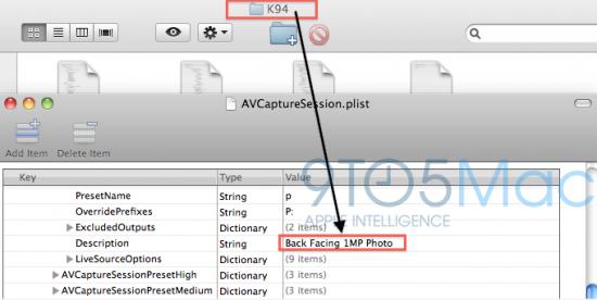 Capacidade da câmera traseira no iPad