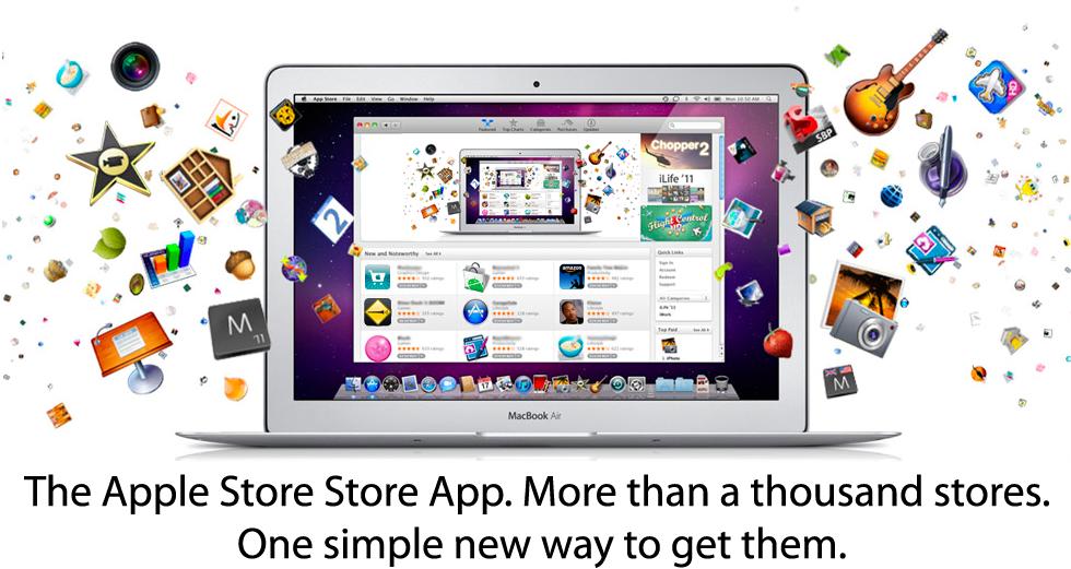 Apple Store Store App