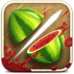 Ícone do Fruit Ninja