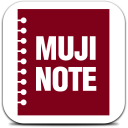 Ícone do Muji Notebook