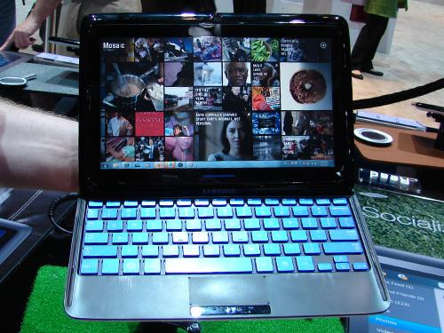 Samsung Slider PC