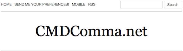 CMDComma.net