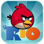 Mini-ícone de Angry Birds Rio