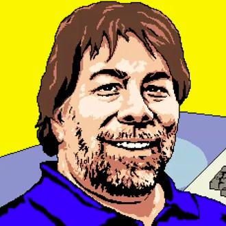 Steve Wozniak em 8 bits