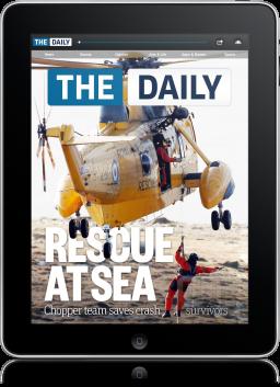 The Daily no iPad