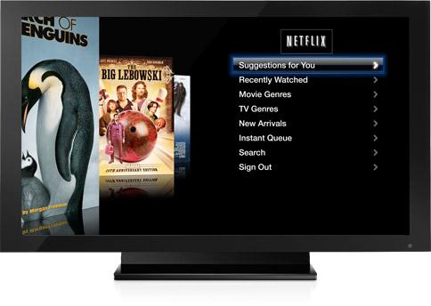 Netflix no Apple TV