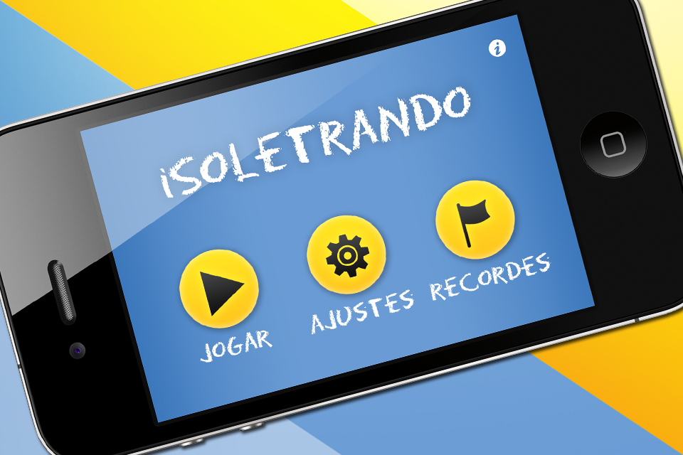iSoletrando - iPhone