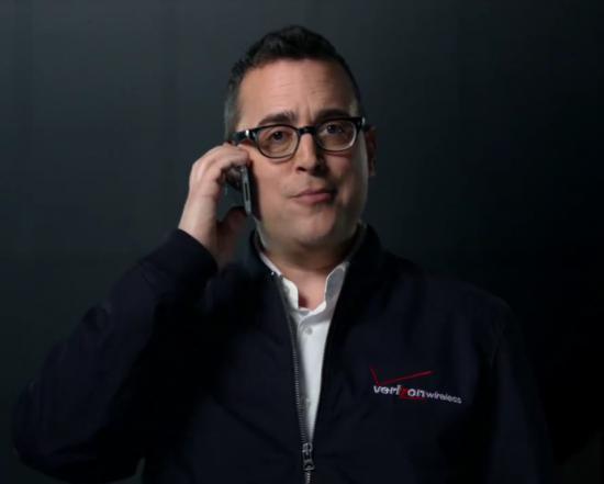 Comerical da Verizon para o iPhone 4