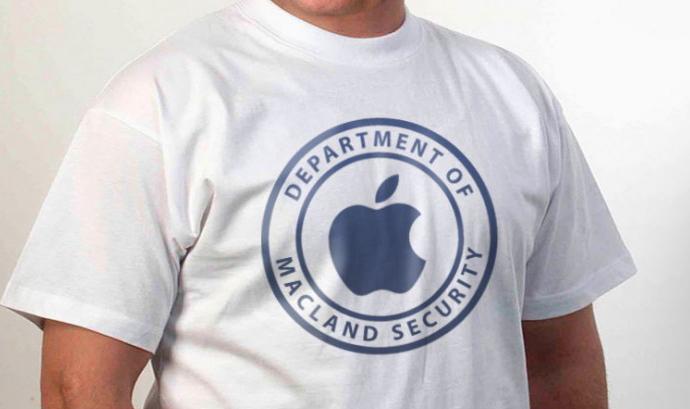 Departamento de segurança do Mac