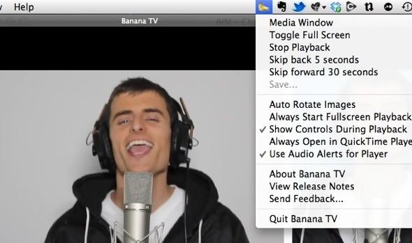 Teaser do Banana TV