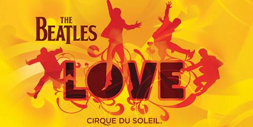 LOVE - Beatles e Cirque du Soleil