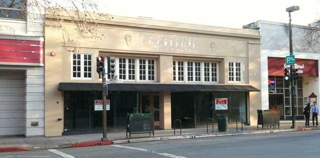 Localização de futural Apple Retail Store em Palo Alto