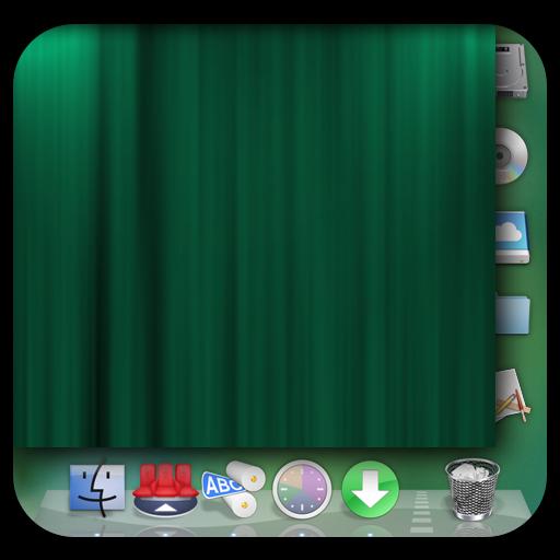 Ícone - Desktop Curtain