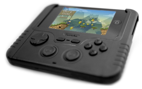 iControlPad com iPod touch