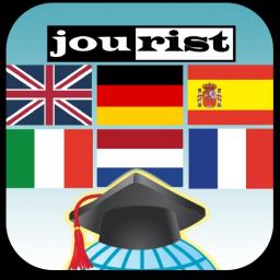 Ícone - Construtor de Vocabulário Jourist. Europa Ocidental