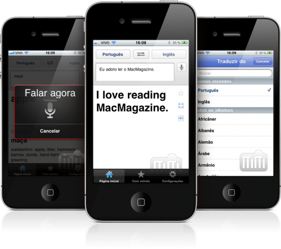 Google Translate - iPhone