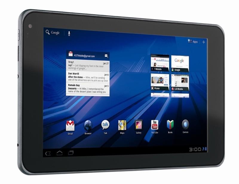 Tablet LG G-Slate da T-Mobile