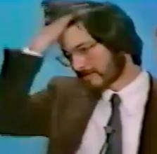 Jovem Steve Jobs