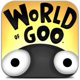 Ícone - World of Goo HD para iPad