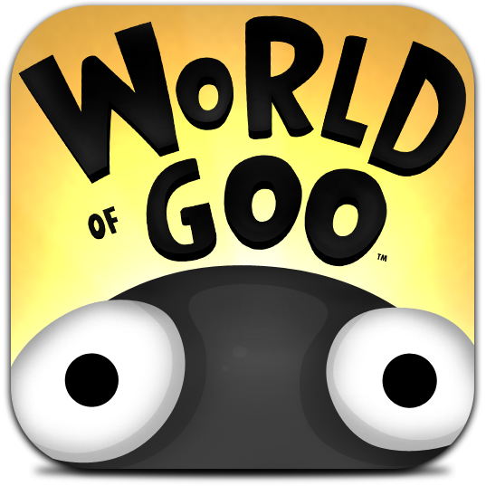 Ícone - World of Goo HD para iPad