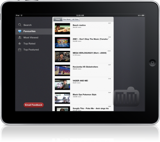 YouPad - iPad