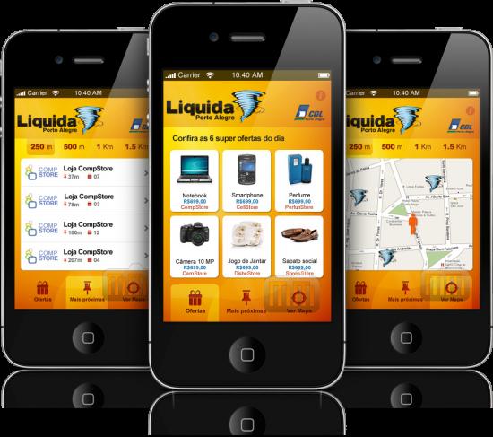 Liquida POA - iPhones