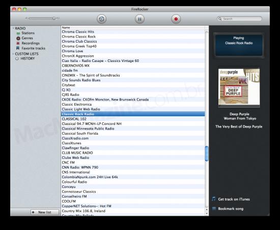 FireRocker para Mac